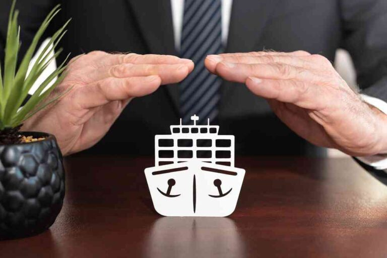 Insurance Marine Business And Cargo